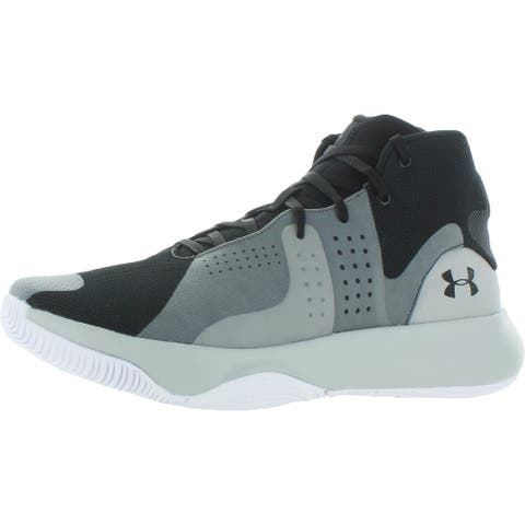 Under Armour Mens Anomaly Basketball Shoes Fitness Workout