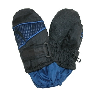 CTM® Toddlers Waterproof Winter Mittens - One Size