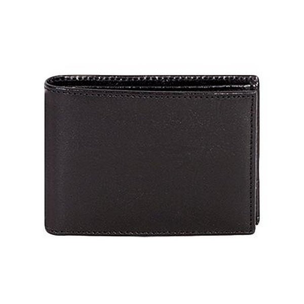 Scully Western Wallet Mens Italian Slim Billfold Pass Case - One size