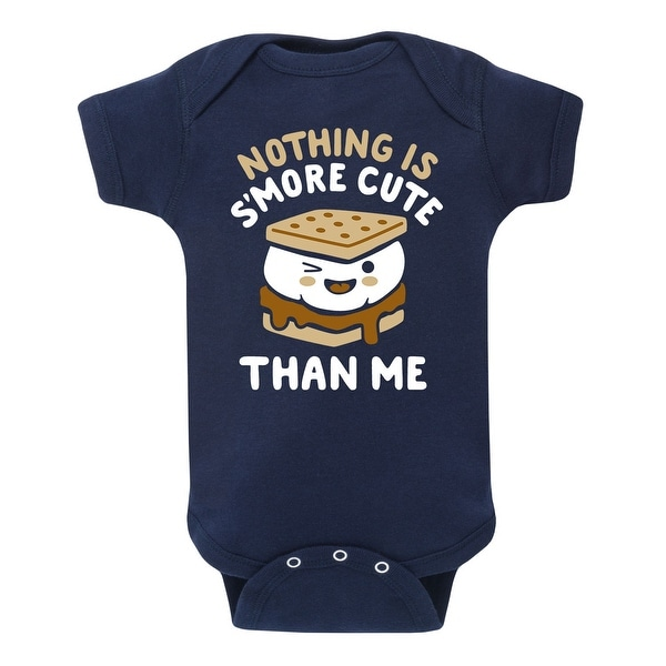 Nothing Smore Cute Than Me - Infant One Piece