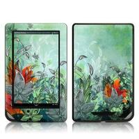 DecalGirl BNCR-SFLO Barnes & Noble Nook Color Skin - Sea Flora