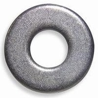 "Midwest 05629 Galvanized Flat Washer, 5/8"", 5#"