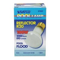 Satco 7001 Pool And Spa Lamp Flood, 100 W