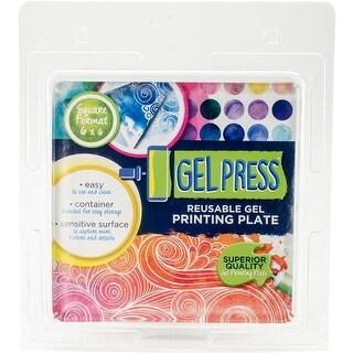 Gel Press 10800 Gel Press Gel Plate - 6 x 6 in.