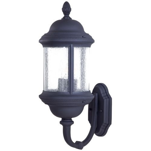 "The Great Outdoors GO 9018 3 Light 23.25"" Height Outdoor Wall Sconce from the Hancock Collection"