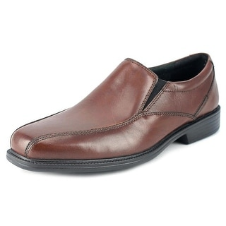 Bostonian Flexlite Bolton Men  Bicycle Toe Leather Brown Loafer