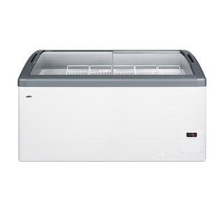 """Summit FOCUS151 Commercial 60"""" Wide 14.8 Cu. Ft. Capacity Food & - White"""