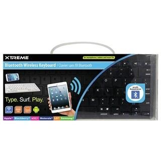 Xtreme XT-59591 Bluetooth Wireless Keyboard (Black)
