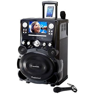 Dok Solutions - Gp978 - Prof Dvd Cdg Mp3g Karaoke Plyr