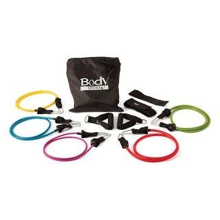 Body Sport Resistance Tube Kit