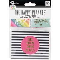 Create 365 Mini Planner Pocket Cards-