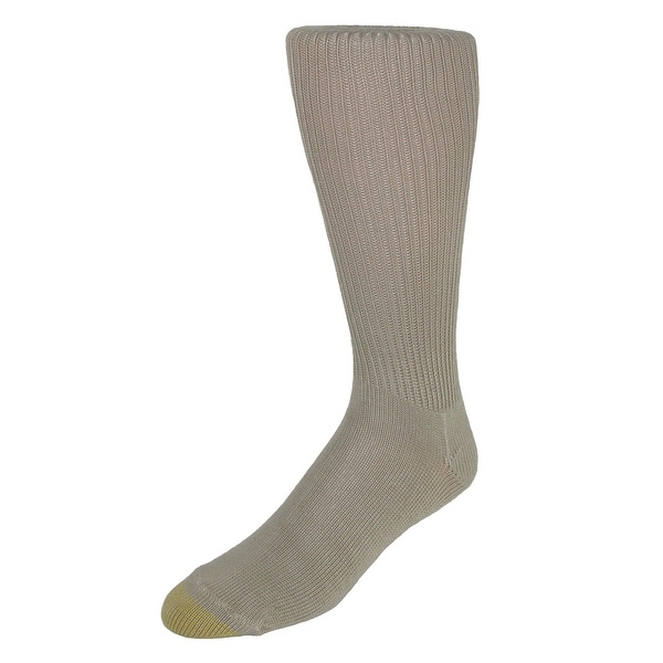 Gold Toe Men's Fluffies Socks (Pack of 3)