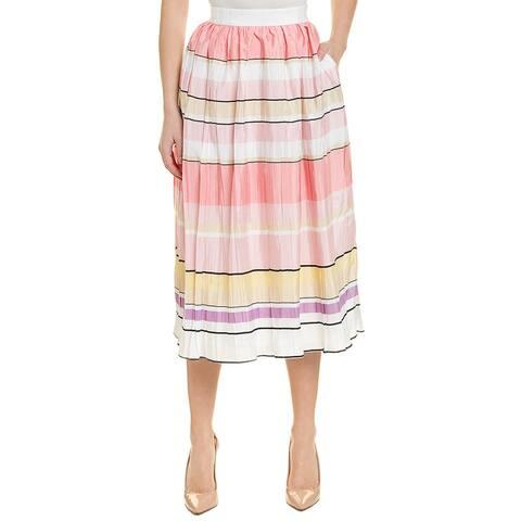 Monique Lhuillier Midi Skirt