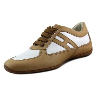 Hogan Sprint Allacciata Youth Leather Multi Color Fashion Sneakers