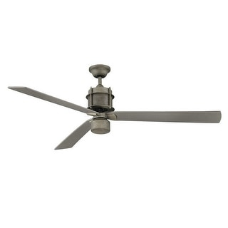 "Savoy House 56-870-3 Muir 52"" Indoor Ceiling Fan - 3 Blades and Light Kit Included"