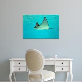 Easy Art Prints David Wall's 'Bathing Boxes I' Premium Canvas Art