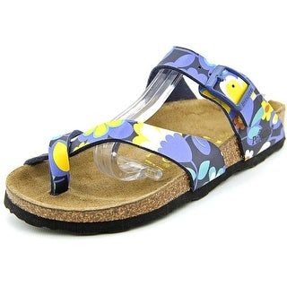 Papillio Tabora N Open Toe Canvas Slides Sandal