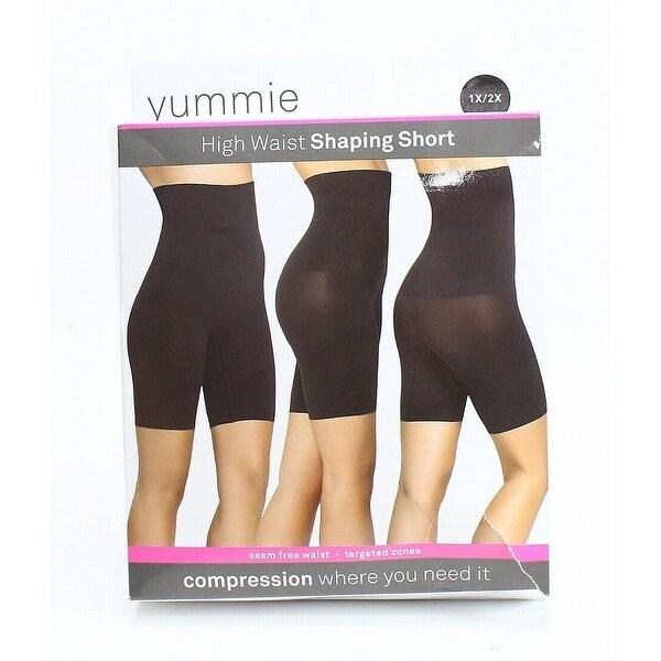 Yummie By Heather Thomson Womens High Waist Shaping Short