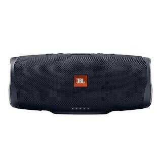 JBL Charge 4 Portable Bluetooth speaker  (Waterproof) - Black