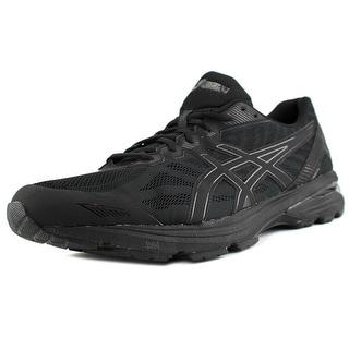 Asics GT-1000 5 Men  Round Toe Synthetic Black Running Shoe
