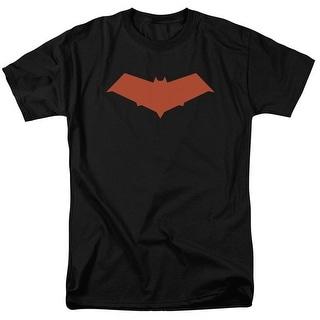 Batman Red Hood Mens Short Sleeve Shirt