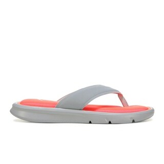 Nike Women's ULTRA COMFORT Sandal - wolf grey