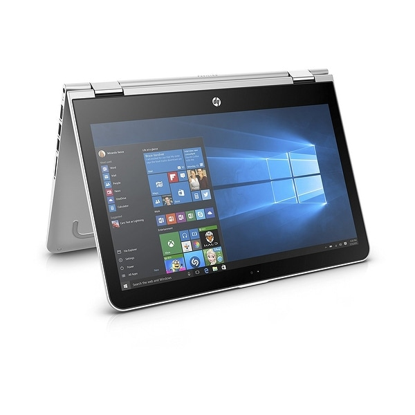 "Refurbished - HP Pavilion x360 13-u005tu 13.3"" Touch Laptop i5-6200U 2.30GHz 4GB 1TB WIN10"