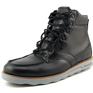 Etnies Militarise Men Round Toe Leather Black Boot