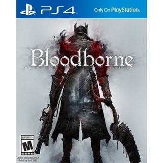 Sony Playstation - 10023 - Bloodborne  Ps4