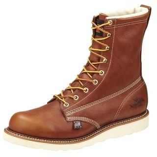 Thorogood Work Boots Mens Waterproof Insulated Toe Tobacco 814-4009
