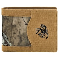 Legendary Whitetails High Impulse Canvas Bi-Fold Wallet - One size