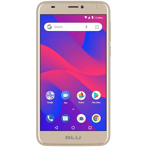BLU C6 C031P Unlocked GSM Dual-SIM Android Phone w/ Dual 8MP & 2MP Camera