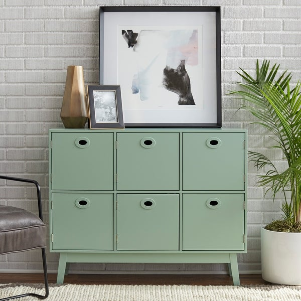 Simple Living Jamie Storage Cabinet. Opens flyout.
