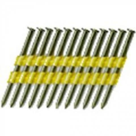 """Pro-Fit 0705884 Plastic Collated Stick Framing Nails, 0.131"""" x 3-1/4"""""""