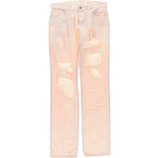 [BLANKNYC] Womens Cotton Destroyed Jeans - 27