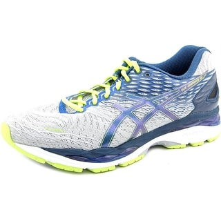 Asics Gel-Excite 4 Men Round Toe Synthetic Silver Running Shoe
