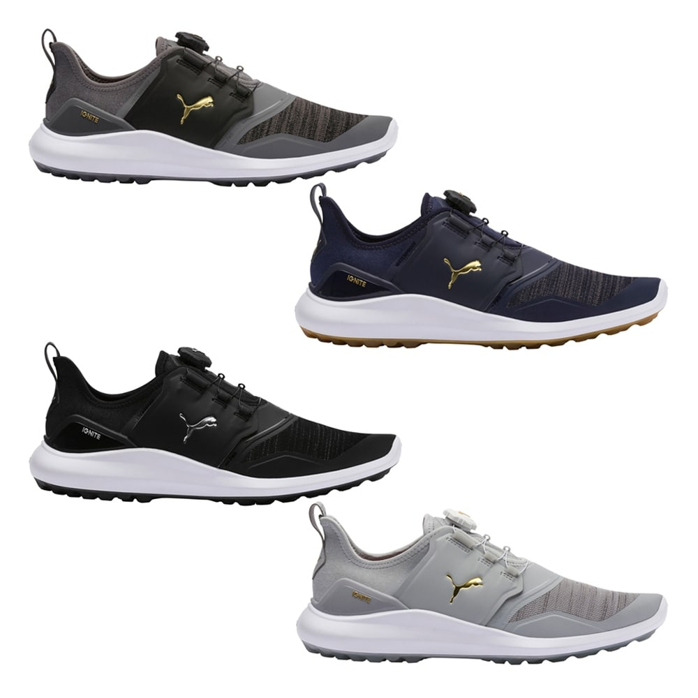 Shop Puma Ignite Nxt Disc Spikeless Golf Shoes Overstock 26414746