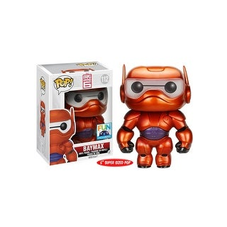 POP! Big Hero 6 Exclusive Metallic Paint Armored Baymax