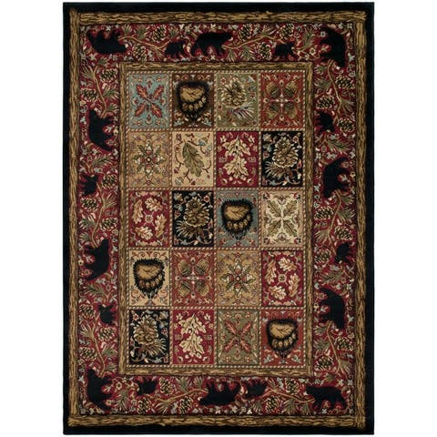 American Destination Masters Lodge Bear Area Rug