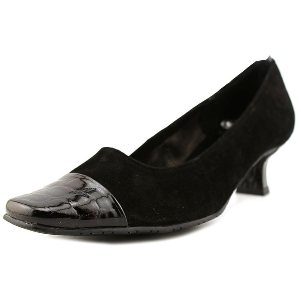 Mezzo Rickie Women Black SD/Brn Pumps