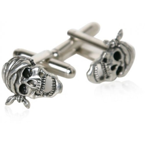 Pirates Of The Caribbean Special Skull Cufflinks