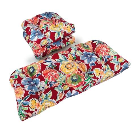 Outdoor Colson Berry 3 Piece Cushion Set - 19