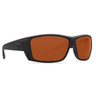 Costa Del Mar Cat Cay Blackout Copper Sunglasses- AT-01-OCGLP