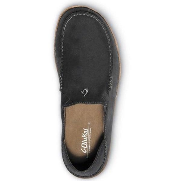 Olukai Men's Moloa Dark Wood/Dark Java Sneaker 9 D (M)
