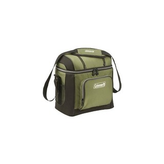 Coleman 16 Can Cooler - Green Can Cooler