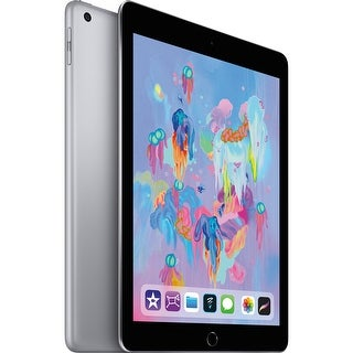 "Apple 9.7"" iPad (Early 2018, 32GB/128GB, Wi-Fi Only)(Newest Model)"