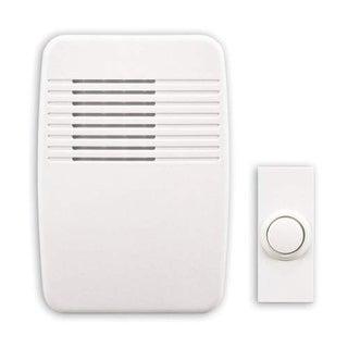 Heath Zenith SL-7366 Wireless Plug-In Doorbell 8-Note Chime Kit