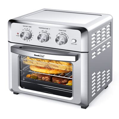 Air Fryer Toaster Oven Convection Airfryer Countertop Oven Oil-Free