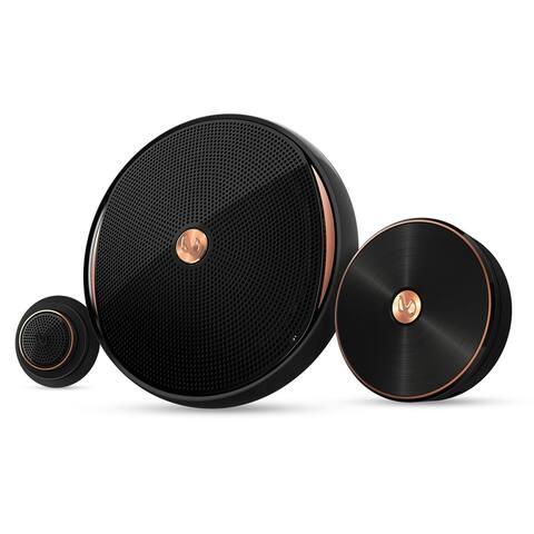 "Infinity KAPPA 60csx 6-1/2"" 2-Way Component Speakers - Black"