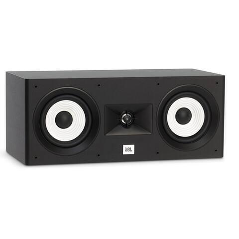 JBL Stage A125C Compact Center Loudspeaker - Black
